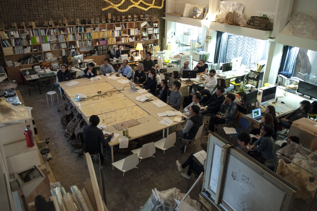 joint review taisei corporation advanced design studies university of tokyo